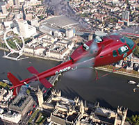 Helicopter Rides over London